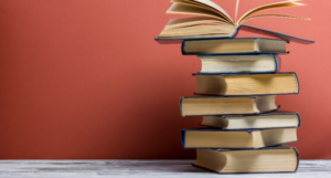 financial literacy month books reading
