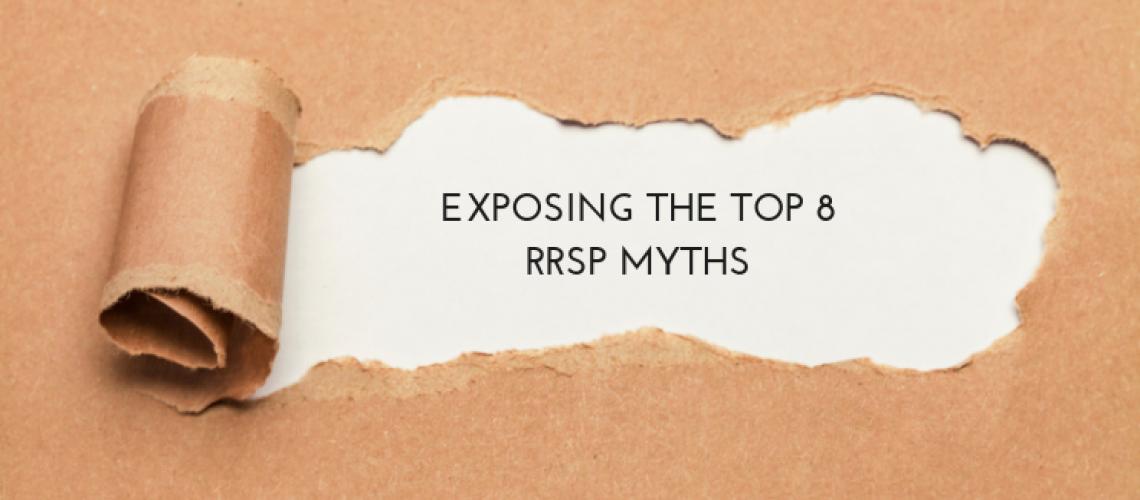 rrsp myths exposed rrsp retirement